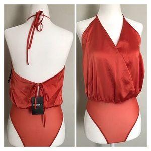 2 for $15! Forever 21 Backless Bodysuit